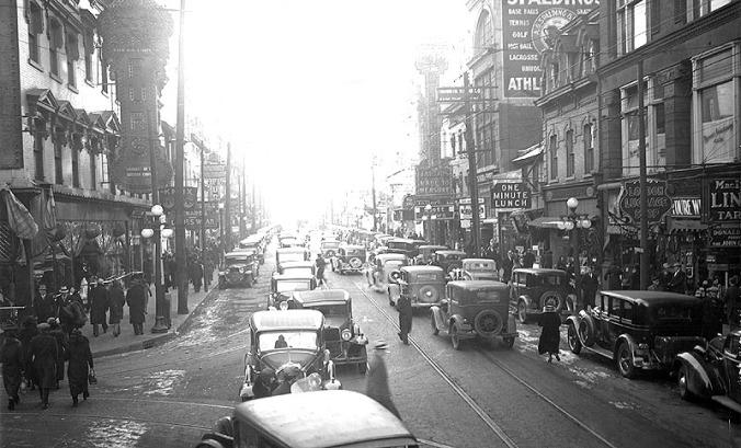 toronto 1935